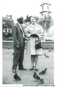 Lion & Wife London